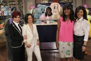 CBS's THE TALK to Throw Annual Million Dollar Baby Shower, 6/6