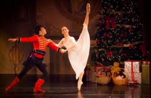 BWW Reviews: Dance Conservatory Project Presents THE NUTCRACKER