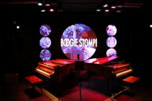 BOOGIE STOMP! Opens Tomorrow Off-Broadway