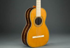Early American Guitars: Instruments of C. F. Martin Opens Tuesday, 1/14 at Metropolitan Museum of Art