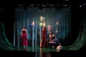 Experimental Theatre Presents a Reading of the New Musical WE FOXES, 5/5