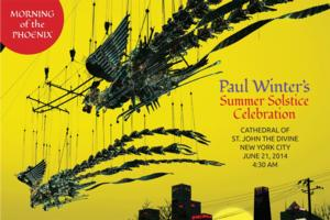 7-Time Grammy Winner Paul Winter Presents the 19th Annual Summer Solstice Celebration, 6/21
