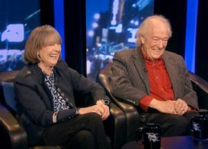 Eileen Atkins & Michael Gambon Set for THEATER TALK this Weekend