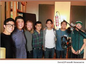 THE SING OFF's The Filharmonic Swings by Twelve3south Studio