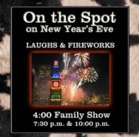Bovine Metropolis Theater Announces On The Spot New Year's Eve