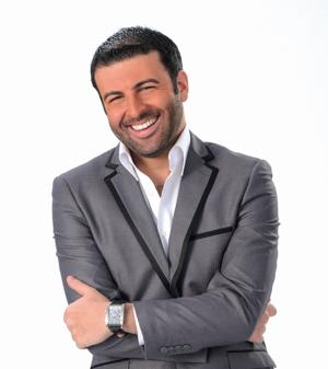 Deaf-Born Singer David Serero Brings ALL I CARE ABOUT IS LOVE to the Bernstein Theater Tonight