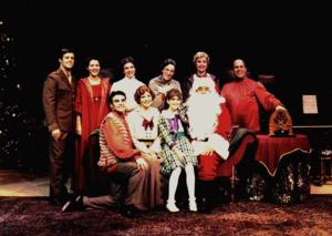 Westchester Broadway Theatre to Present IT HAPPENED ONE CHRISTMAS EVE