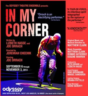 BWW Reviews: Footwork is Everything in IN MY CORNER, a New Play by Lizbeth Hasse and Joe Orrach at the Odyssey Theatre Ensemble