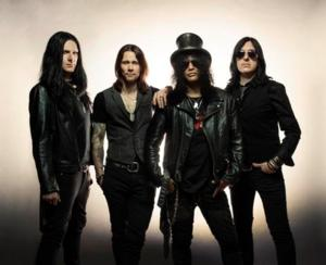 SLASH Featuring MYLES KENNEDY AND THE CONSPIRATORS Unleash First Single 'World On Fire'
