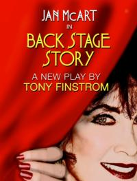 Jan McArt to Star in BACK STAGE STORY at Lynn University, 1/14
