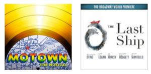 MOTOWN THE MUSICAL and THE LAST SHIP Offer 1776 Half-Price Tickets, Beg. Today