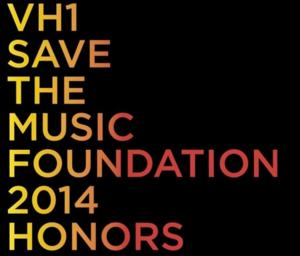 VH1 Save The Music Foundation 2014 Set for 7/25