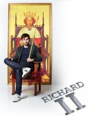 Folger Shakespeare Library Screens RSC's RICHARD II with David Tennant Today
