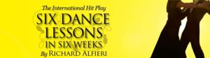 BWW's Jeff Davis Makes Directorial Debut With SIX DANCE LESSONS IN SIX WEEKS; Runs Now thru 6/28