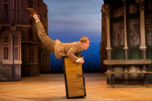 ONE MAN, TWO GUVNORS Completes West End Run March 1; Set to Tour May 2014