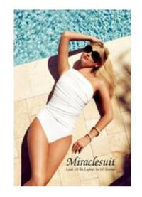 Luxury Brand Miraclesuit Makes WWD Top 100 American Corporations