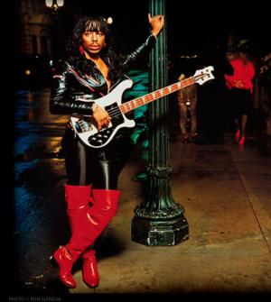 Rick James' Catalog Re-Released in Digital Form Today