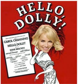 BroadwayWorld is Most Thankful For: Broadway Bound in 2014?- Kristin Chenoweth in HELLO, DOLLY or ON THE TWENTIETH CENTURY!?