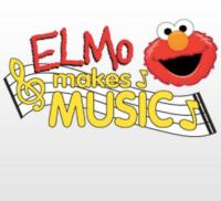 ELMO MAKES MUSIC Comes to Cleveland, 2/28