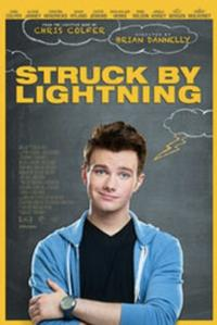 Chris Colfer's STRUCK BY LIGHTNING Premiere Event Set for 1/6 in Theaters
