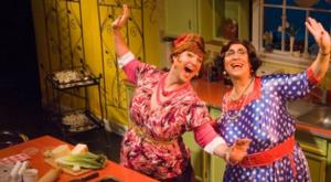 Bristol Riverside Theatre Presents COOKING WITH THE CALAMARI SISTERS, 7/30-8/3