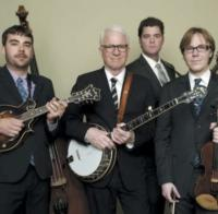 Steve Martin & The Steep Canyon Rangers Return The State, 11/3