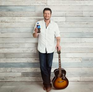Pepsi Announces Partnership With Blake Shelton to Kick Off Summer in A Real Big Way