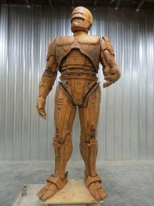 Robocop Presentation and Statue Unveiling Cancelled