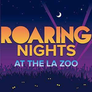 Strangeheart Headlines Roaring Nights, LA ZOO's Summer Music Series