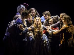 SHAKESPEARE IN LOVE Premieres Tonight in the West End