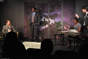 BWW Reviews:  RACE Gets Under the Skin