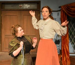 The Texas Repertory Theatre Co. Presents THE UNDERPANTS, Now thru 6/1