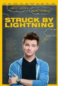 Chris Colfer's STRUCK BY LIGHTNING Premieres in Theaters Today