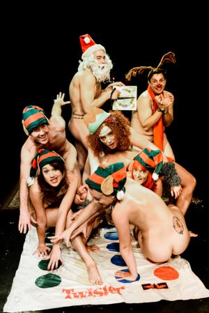 BWW Reviews: NAKED HOLIDAYS 2013: Bare Brr