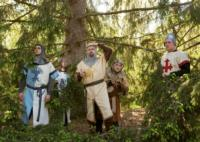 MONTY PYTHON'S SPAMALOT Opens 6/14 at the Athenaeum Theatre