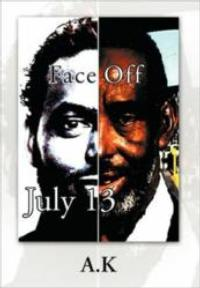 Author A.K. Announces Publication of FACE OFF: JULY 13