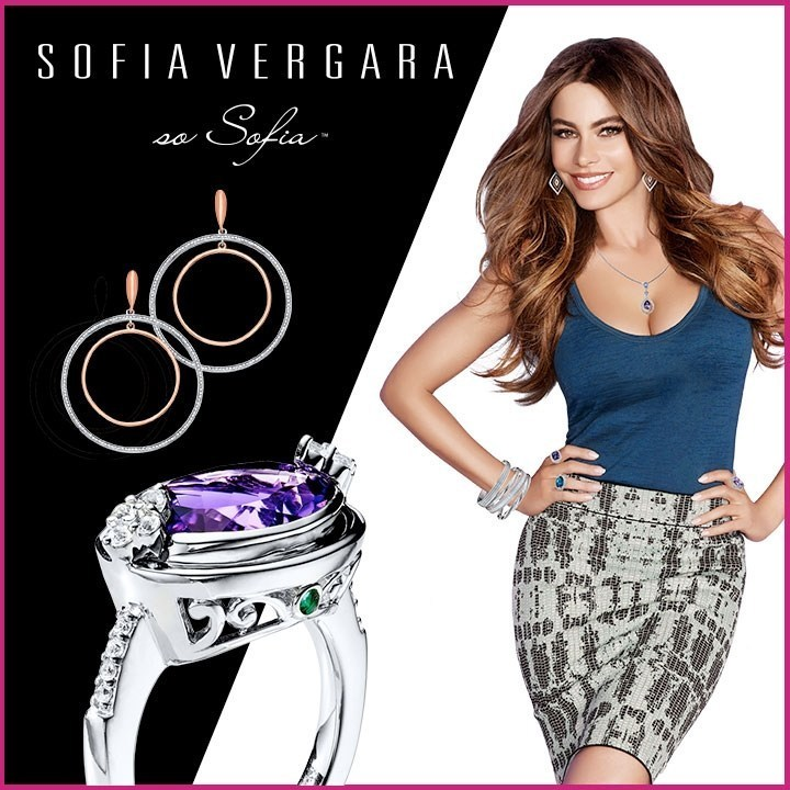 Sofia Vergara to Launch That is So Sofia with Kay Jewelers