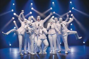 VOCA PEOPLE Makes UK Debut at Edinburgh Fringe, Now thru Aug 25