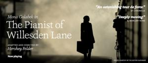 Berkeley Rep Extends THE PIANIST OF WILLESDEN LANE thru Jan 5