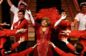 BWW Reviews: HELLO DOLLY, Hello Sally Struthers!
