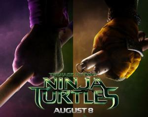 Nickeoloden Unveils TEENAGE MUTANT NINJA TURTLES Movie Merchandise Line