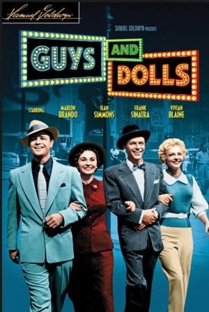 'Hunger Games' Danny Strong to Pen GUYS AND DOLLS Reboot