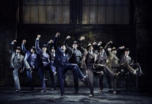 BULLETS OVER BROADWAY Opens Tonight at Broadway's St. James Theatre