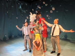 BWW Reviews: NORWAY PLAYS: DRAMA BEYOND IBSEN: No Doll's Life