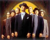 Big Bad Voodoo Daddy Play Live At Delta Classic Chastain Park Amphitheatre, 8/17