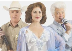 TUTS Announces Cast of THE BEST LITTLE WHOREHOUSE IN TEXAS - Michelle DeJean, Kevin Cooney and More!