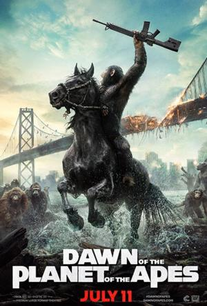 Original Film Soundtrack of DAWN OF THE PLANET OF THE APES Available Today