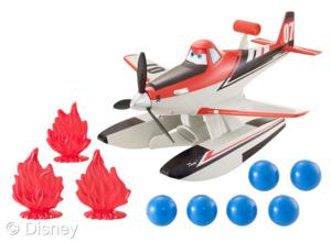 Disney's PLANES: FIRE & RESCUE Product Line Lands at Retail Stores Today