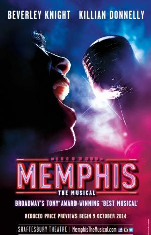 BEHIND THE SCENES: West End Launch of MEMPHIS THE MUSICAL