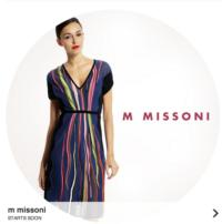 Daily Deal 2/1/13: M Missoni